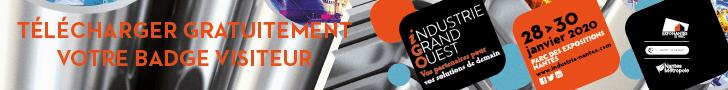 Technomark Banner badge Nantes 2020