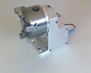 Single capacity rotary axis