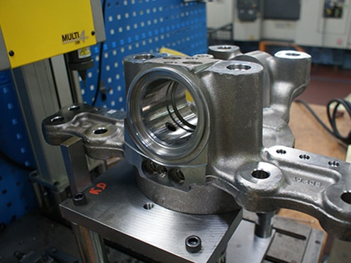 Solution 钢制品数据矩阵打标 Technomark
