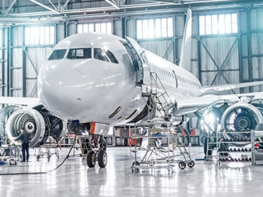 Applications 航空业 Technomark