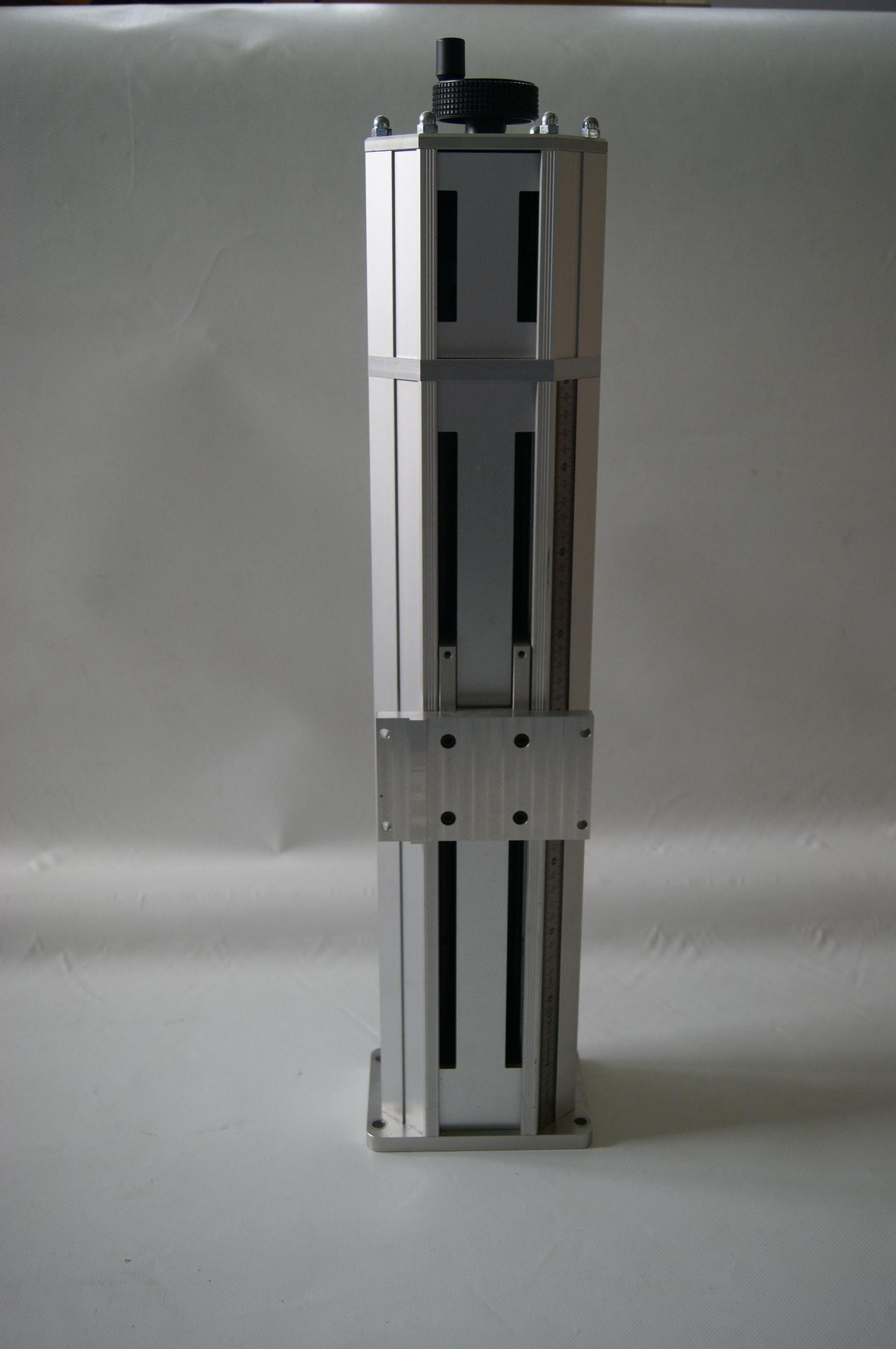colonne rallongée